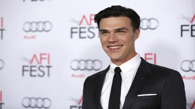 Finn Wittrock Smile Wallpaper Background 55711
