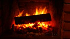 Fireplace Desktop Wallpaper 49357