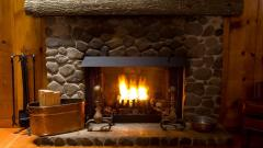 Fireplace Widescreen Wallpaper 49356