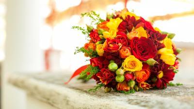 Flower Bouquet Computer HD Wallpaper 52251