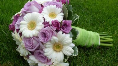Flower Bouquet Desktop Wallpaper 52248