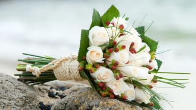 Flower Bouquet Desktop Wallpaper 52250