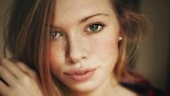 Freckles Widescreen Wallpaper 49837