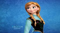 Frozen Anna Computer Wallpaper 49149
