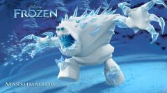 Frozen Marshmallow Widescreen Wallpaper 49148