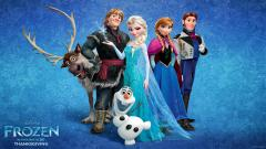 Frozen Movie Widescreen Wallpaper 49144