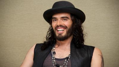 Funny Russell Brand Wallpaper 56701