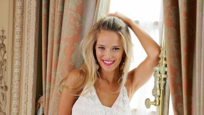 Hot Luisana Lopilano Widescreen Wallpaper 54707