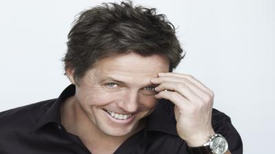 Hugh Grant Smile Widescreen Wallpaper 55556