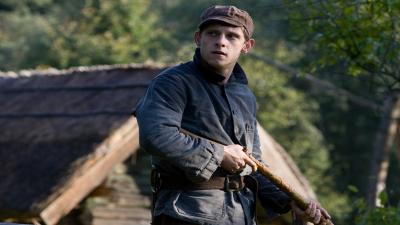 Jamie Bell Actor Widescreen Wallpaper 55540