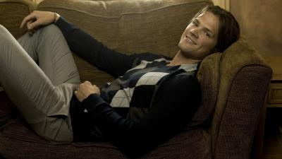 Jared Padalecki Actor HD Wide Wallpaper 54668