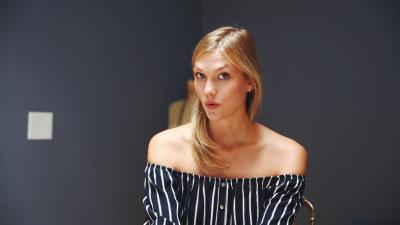 Karlie Kloss Wide Wallpaper 57059