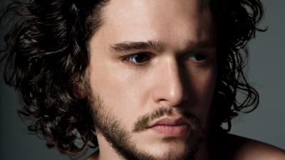 Kit Harington Face Wallpaper 57653