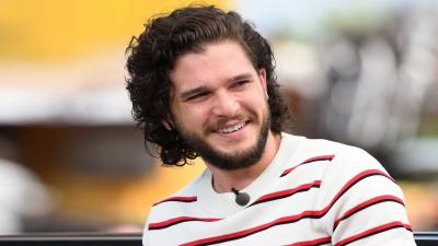 Kit Harington Smile Wallpaper 57661