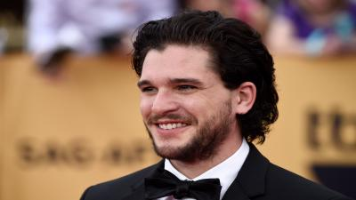 Kit Harington Smile Wallpaper Background 57660