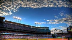 Los Angeles Dodgers Stadium Wallpaper 50293