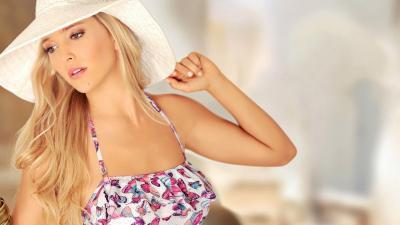 Luisana Lopilano Hat Wallpaper 54713
