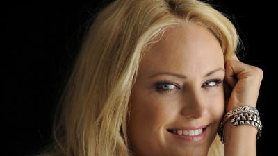 Malin Akerman Face Wallpaper 56566