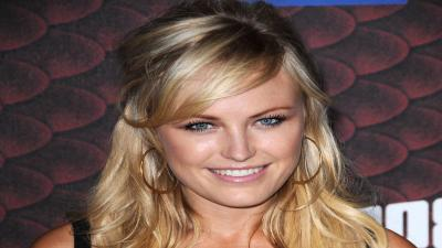 Malin Akerman Smile Computer Wallpaper 56560