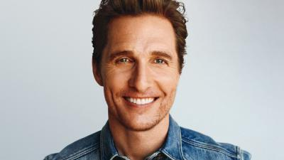 Matthew McConaughey Smile Wallpaper 56132