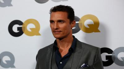 Matthew McConaughey Widescreen Wallpaper 56141