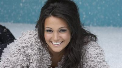 Michelle Keegan Smile Wallpaper Background 56525