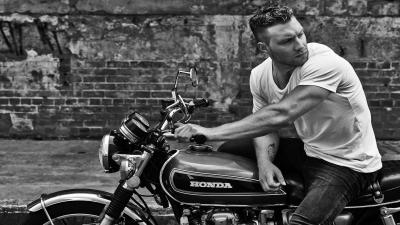 Monochrome Jai Courtney Wallpaper 55680