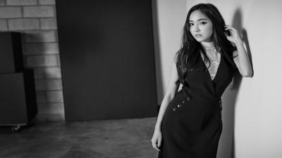 Monochrome Jessica Jung Wallpaper Background 55761