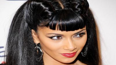 Nicole Scherzinger Makeup Wallpaper 54492