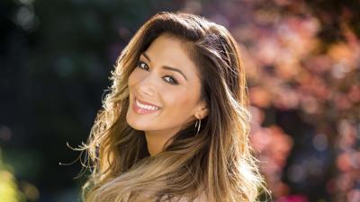 Nicole Scherzinger Smile HD Wallpaper 54498