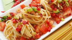 Pasta Dish Desktop Wallpaper 50264