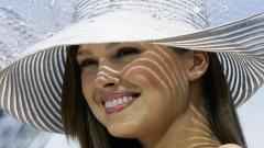 Petra Nemcova Hat Wallpaper 50263