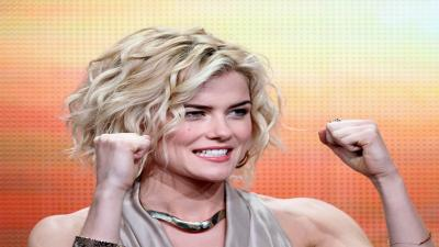 Rachael Taylor Wide Wallpaper 56466