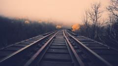 Railroad Desktop Wallpaper 49153