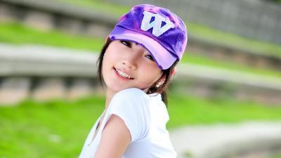 Ruby Lin Hat Desktop Wallpaper 54506