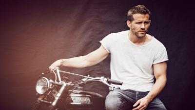 Ryan Reynolds Actor Widescreen Wallpaper 53075