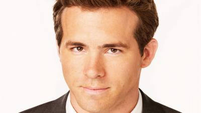 Ryan Reynolds Face Widescreen Wallpaper 53073