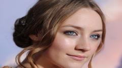 Saoirse Ronan Face Wallpaper 50201