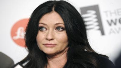 Shannen Doherty Celebrity Wide Wallpaper 54677