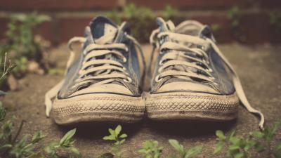 Shoelaces Wallpaper 53105