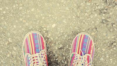 Shoelaces Widescreen Wallpaper 53104