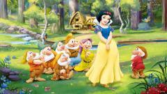 Snow White Wallpaper Background 51036