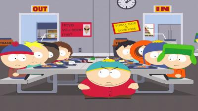 South Park Cafeteria Wide Wallpaper 52300