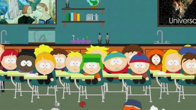 South Park Classroom Wallpaper 52298