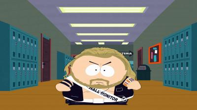 South Park Hall Monitor Computer Wallpaper 52296