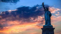 Statue Of Liberty Desktop Wallpaper 48972
