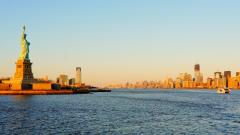 Statue Of Liberty Wide Wallpaper 48971
