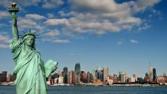 Statue Of Liberty Widescreen Wallpaper 48969
