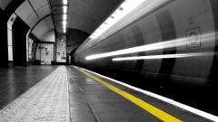 Subway Tunnel Wallpaper 50230