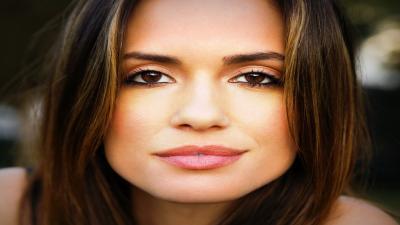 Torrey Devitto Face Wallpaper 53734